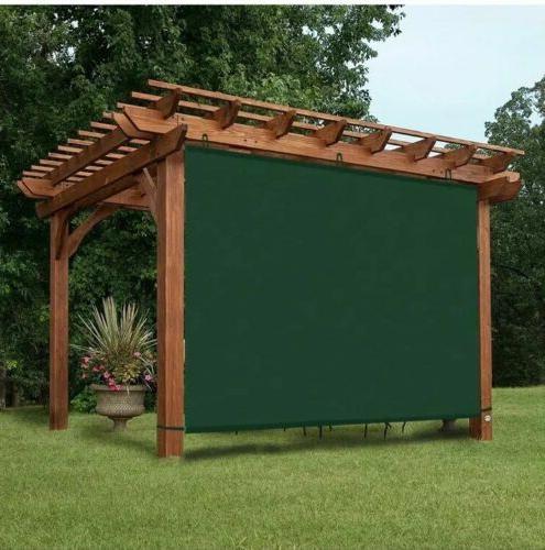 6 ft. Screen Fabric , Green,