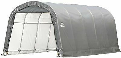 62780 grey round shelter