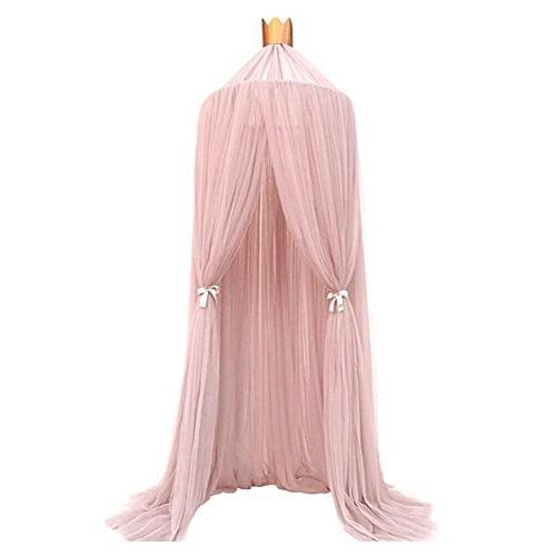 Luerme Dome Fantasy Champion Netting Curtains Play Tent Bed