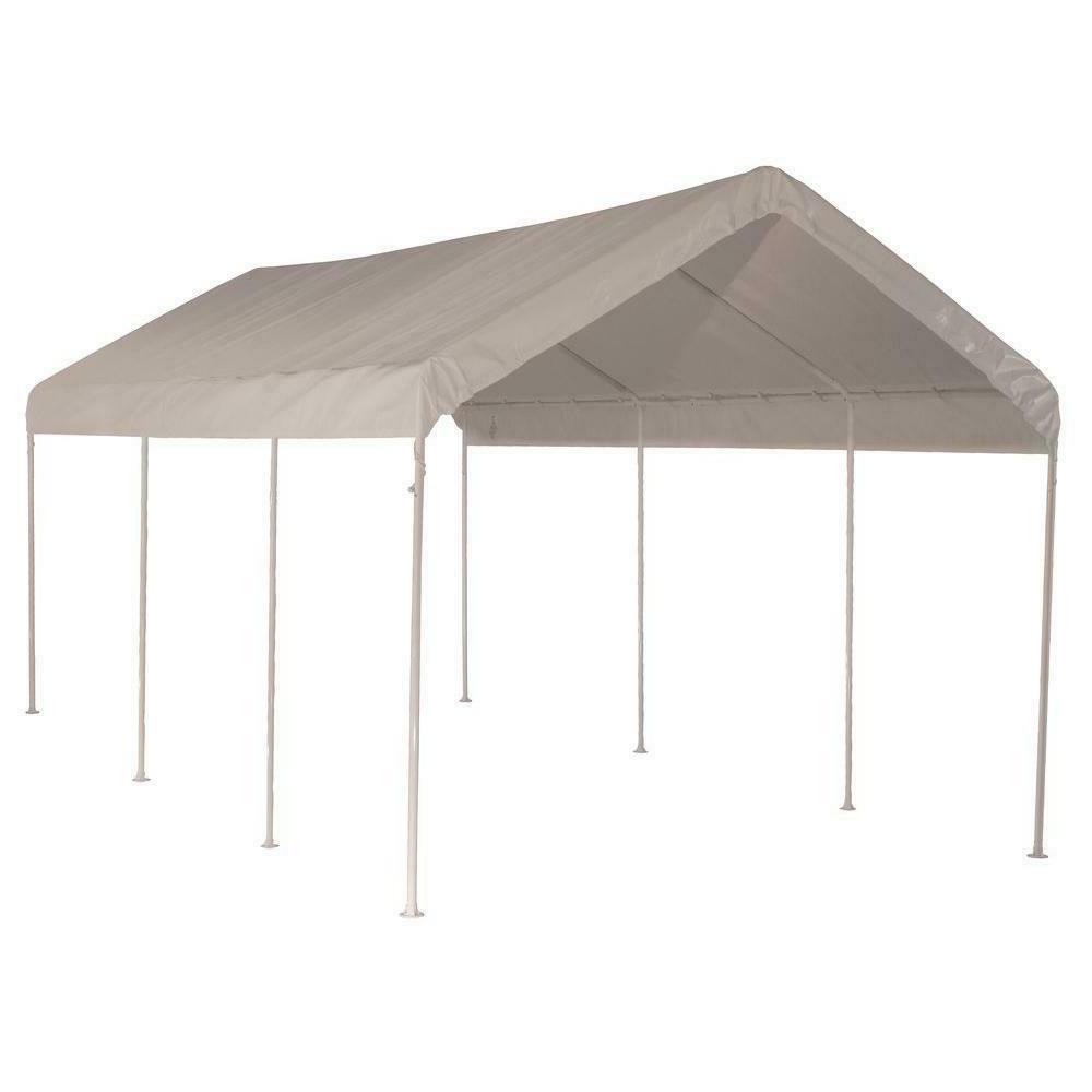 ShelterLogic 10' x 20' MaxAP Canopy Series Compact Outdoor E