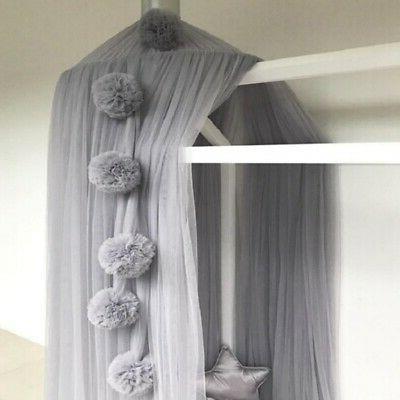Baby Mosquito Crib Canopy Nursery Deco