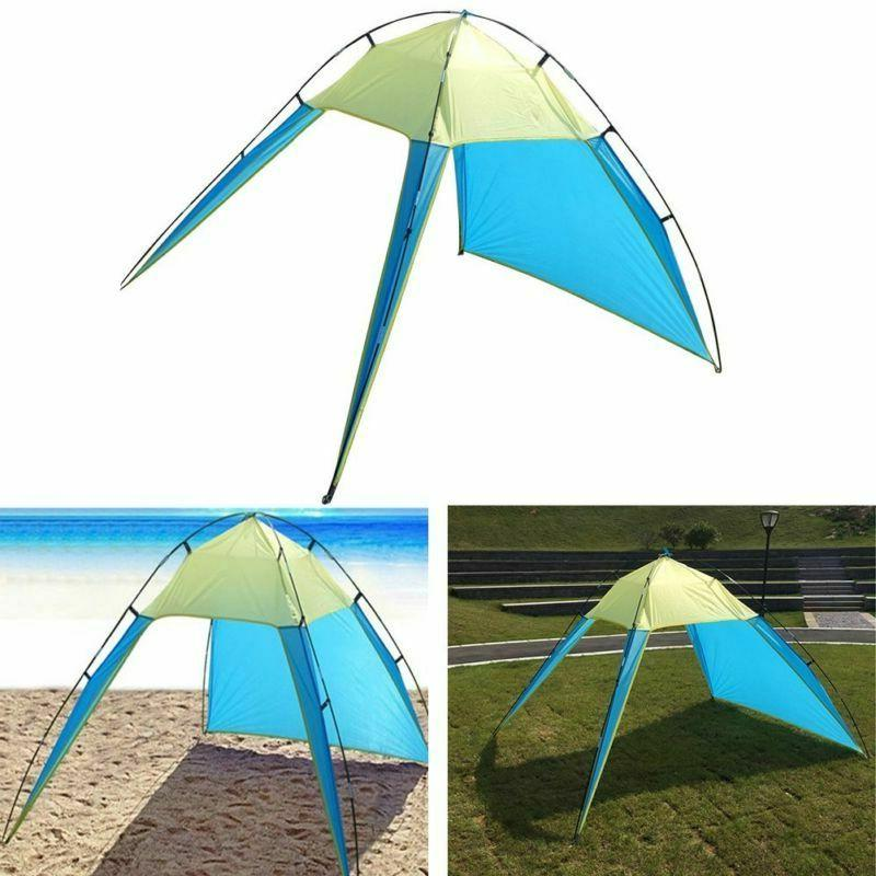 beach canopy sun shade triangle patchwork tent