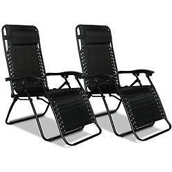 Caravan Sports 80009000052 Infinity Zero Gravity Chair