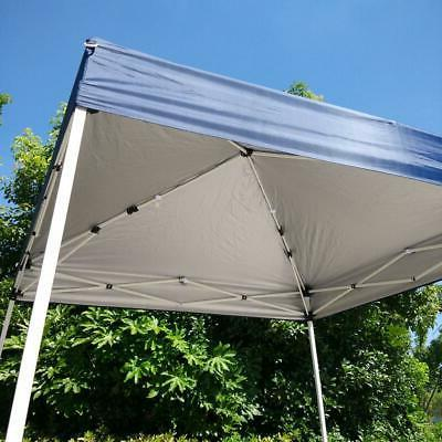 Blue Pop Up Canopy Patio