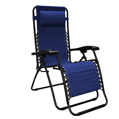 Caravan Canopy Blue Zero Chairs