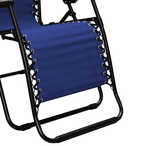 Caravan Canopy Blue Steel-frame Zero