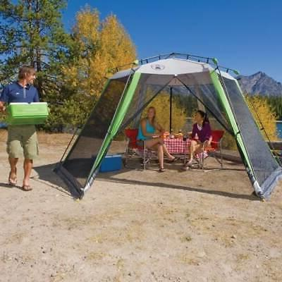 COLEMAN Camping Canopy Shelter w/ Carry | x 13'