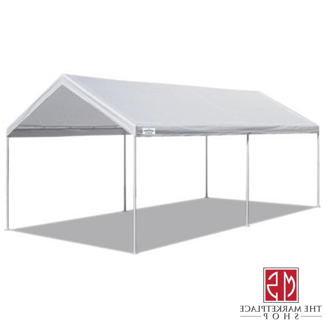 Canopy 10' X 20' Duty Portable Garage Shelter
