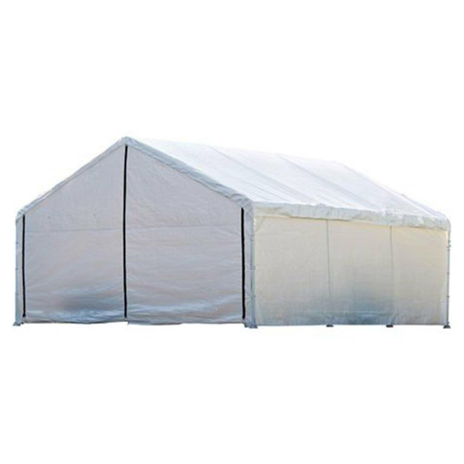 Canopy 12x30' Shelter UV Garage