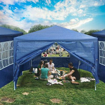 10'x10' Party Wedding Tent Pavilion Heavy Duty