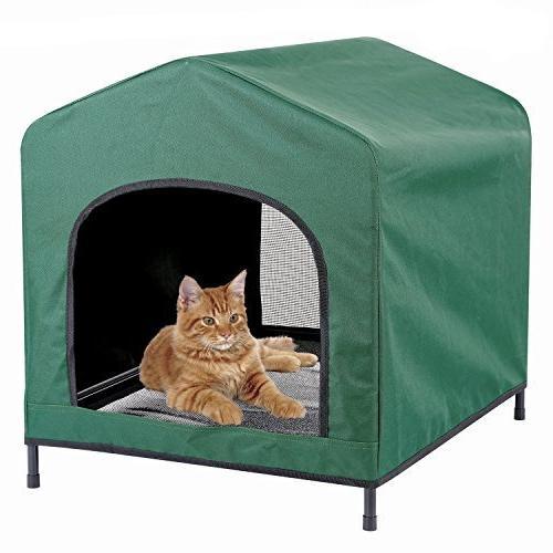 canopy pet house retreat waterproof