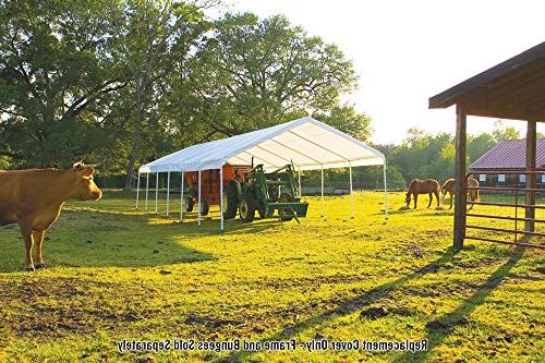 ShelterLogic Canopy Cover