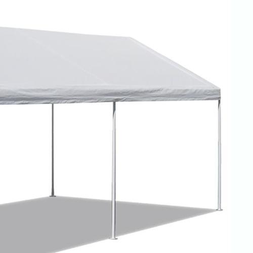 Canopy Tent Carport 10 Steel Heavy Frame Outdoor Garage