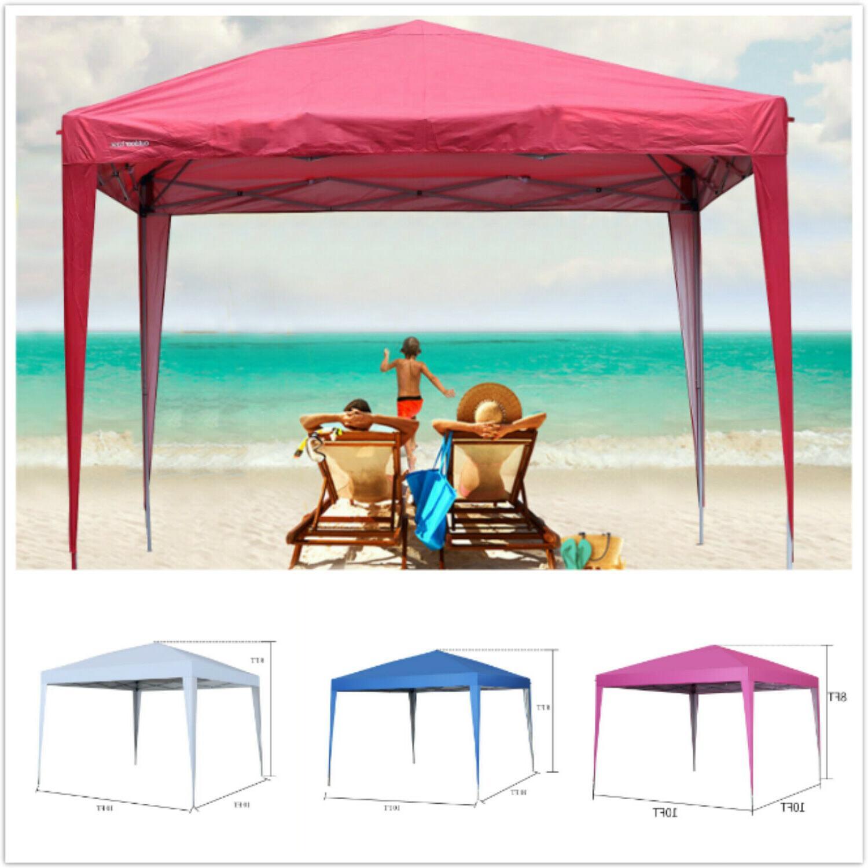 canopy tent 10 x10 pop up beach