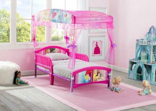 Delta Children Bed, Princess