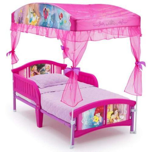 Bed, Disney 20.72 Princess