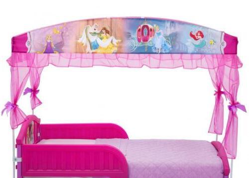 Delta Children Toddler Bed, Princess