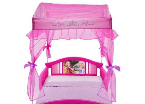 Delta Children Canopy Bed,