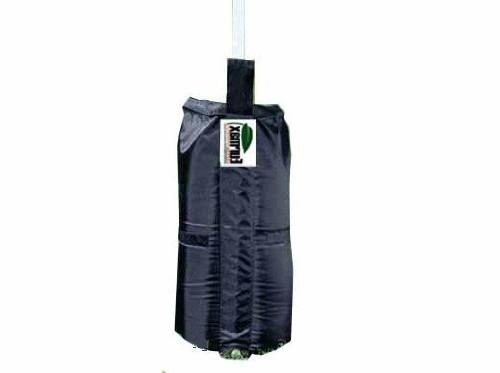 canopy weights tent weighted feet