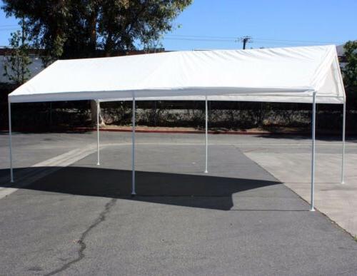 caravan canopy 10 x 20 feet waterproof