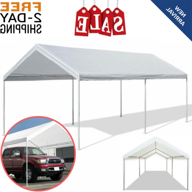 carport canopy tent caravan portable garage shelter