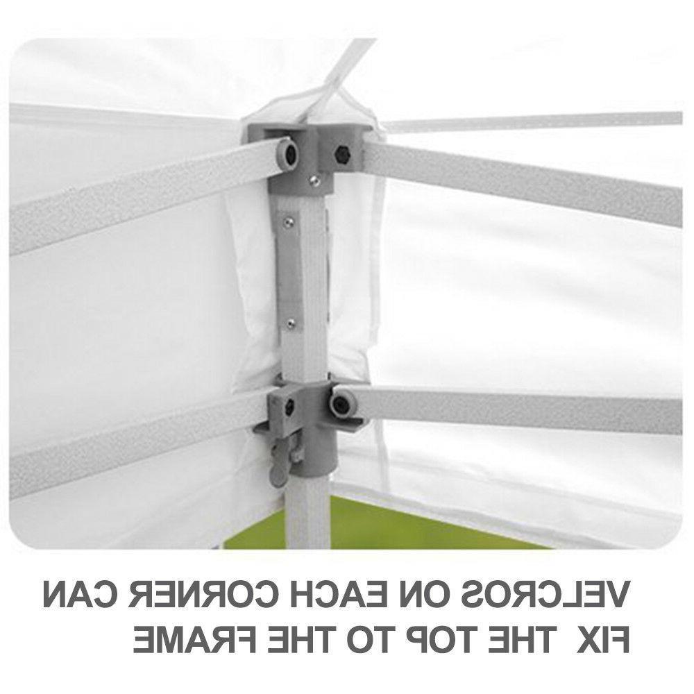 Ez Up 10x10 Commercial Instant Gazebo Outdoor Tent