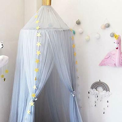 Dix-Rainbow Yarn Girls Bed
