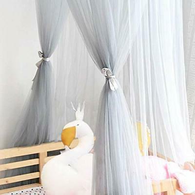Dix-Rainbow Bed Yarn Crib Girls