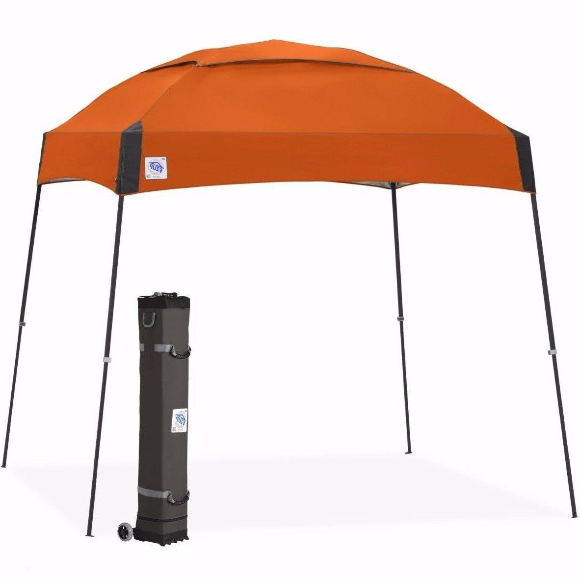 Dome 10 Ft. W x 10 Ft. D Canopy, Stell Orange