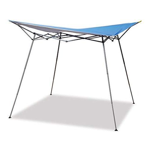 Caravan Canopy x 8 Lightweight Shade Blue
