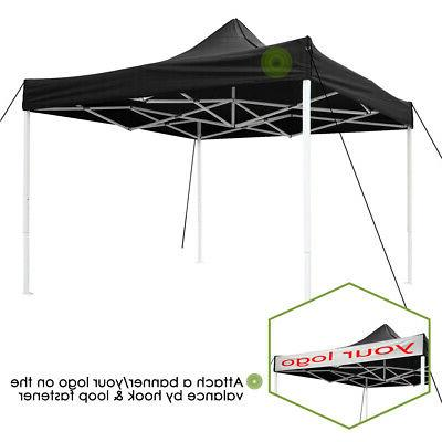 10x10 ft Canopy Tent Instant Gazebo Folding 420D