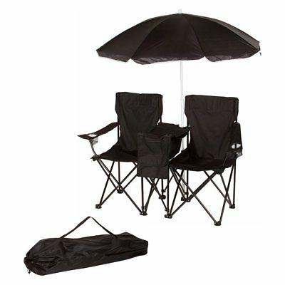 folding double beach chair
