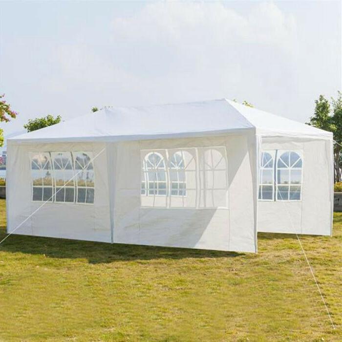 Gazebo 10'x20' POP Canopy Folding w/ Carry Bag Wedding