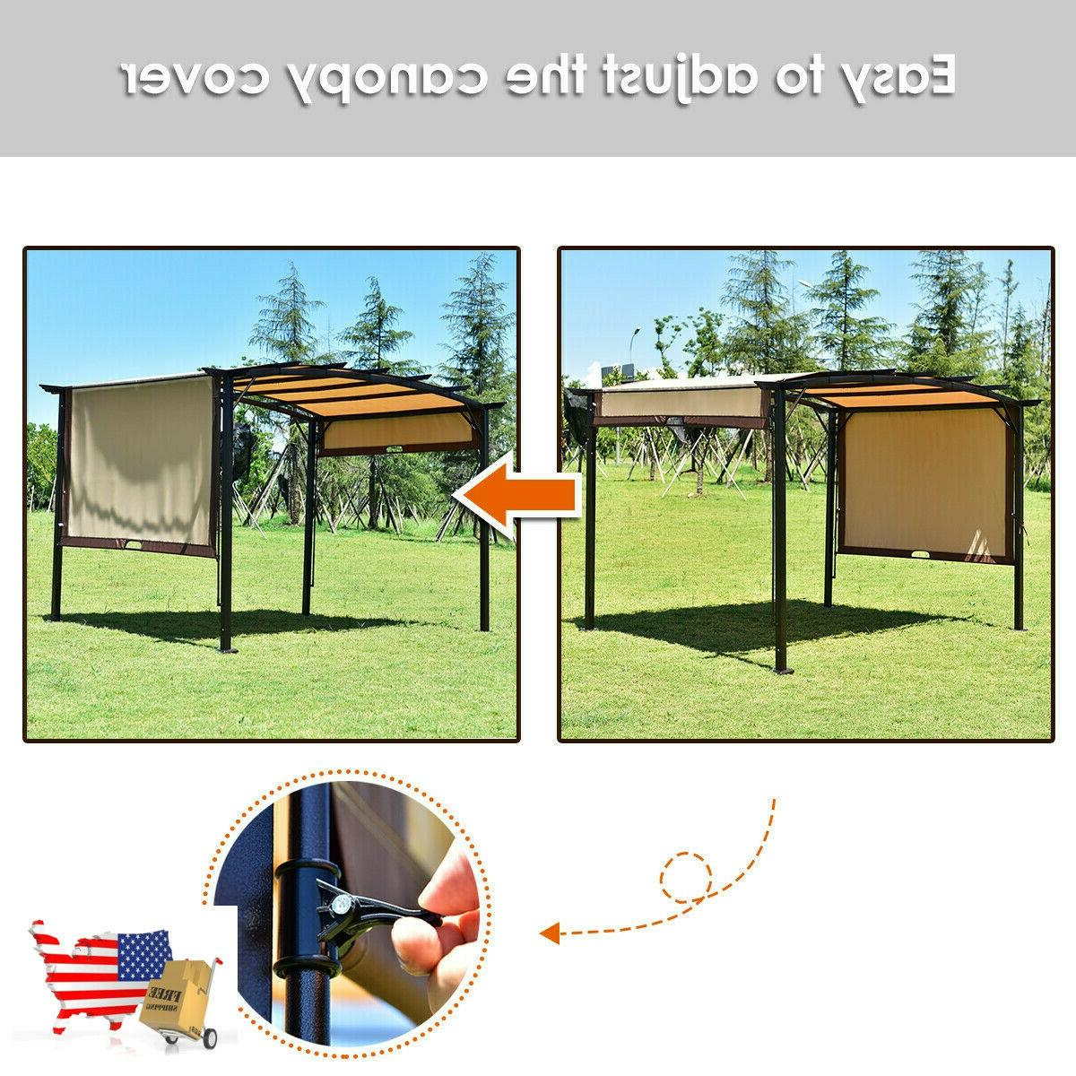 Gazebos Frame Canopy 9'