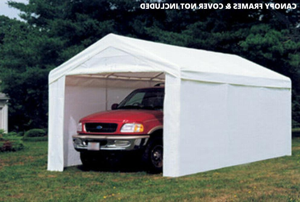 Heavy Duty 10x20' Outdoor Canopy Shelter Popup Shed Garage C