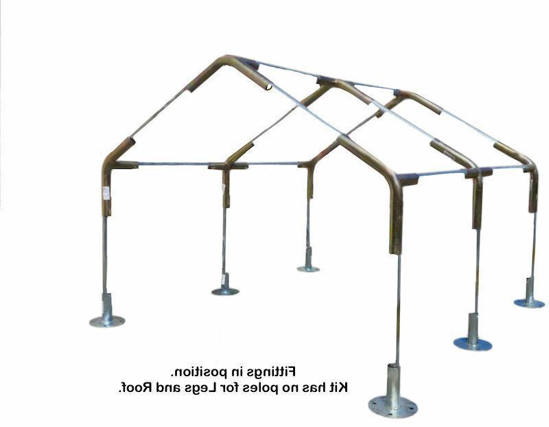 heavy duty canopy kit fittings 9 fitting