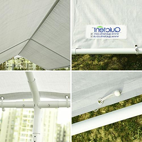 Quictent Upgraded Heavy Duty Party Tent