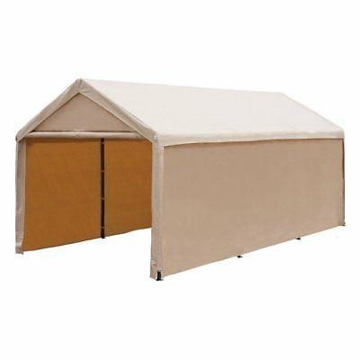 heavy duty versatile shelter 10 x 20