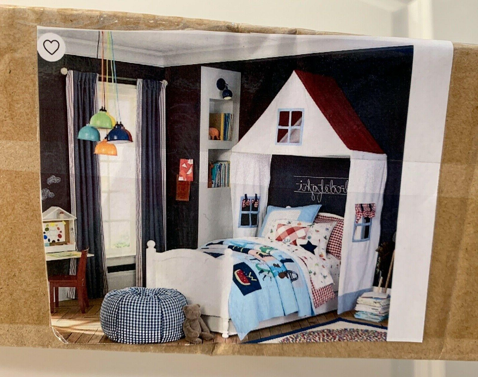 house canopy make believe fits twin full