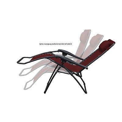 Caravan Deck Chair,
