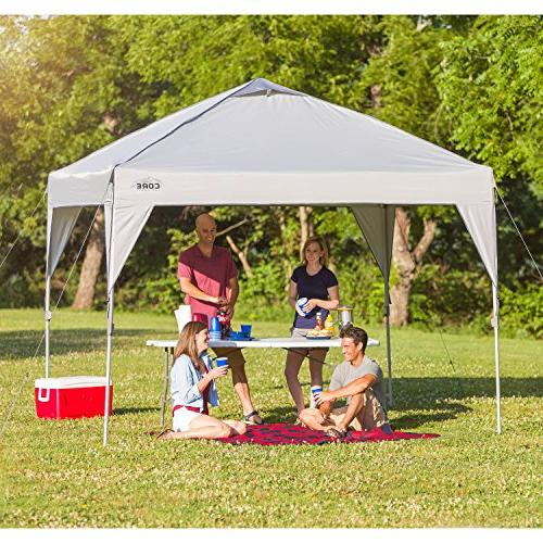 Ozark Trail 10' Instant Screen Canopy with 2 Bundle