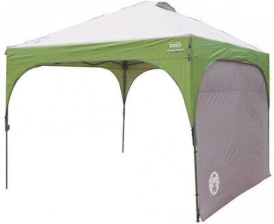 Coleman Instant Canopy Sunwall Accessory Only 10 x 10 Feet