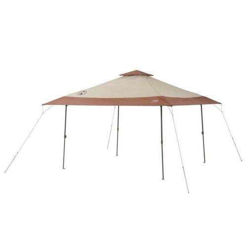 Coleman Instant Pop-Up Canopy Tent Sun Shelter 13 x 13 Feet