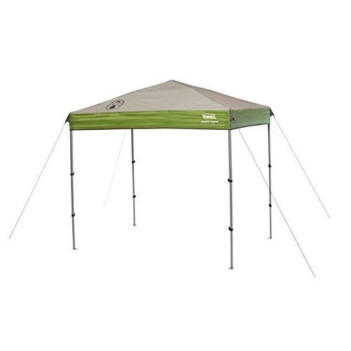 instant straight leg canopy