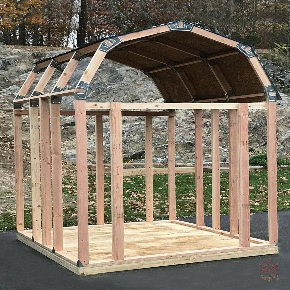 Shed Outdoor Storage Garden Wood Tool