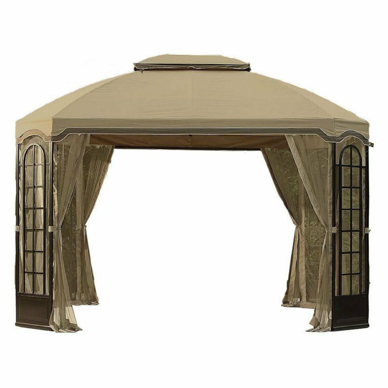 lcm1082b terrace gazebo standard 350 replacement canopy