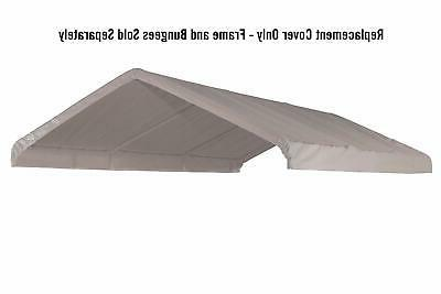 ShelterLogic Canopy Replacement Cover, 10 20