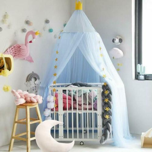 Tulle Tent Round Dome For Kids