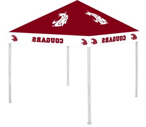ncaa washington state cougars canopy