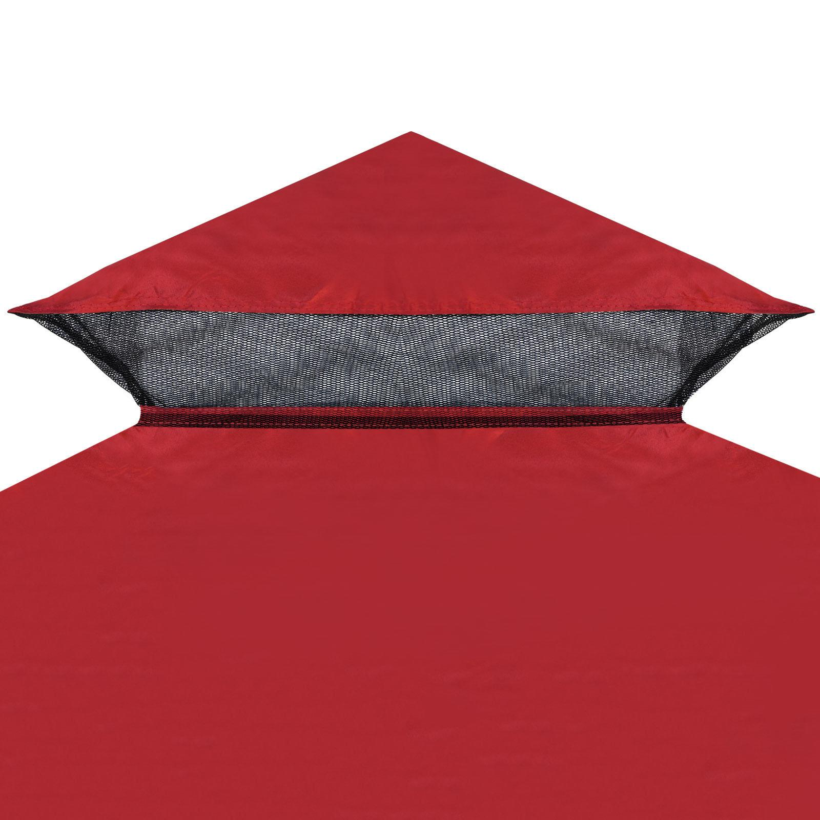 New Replacement Canopy Top Pavilion Sunshade Cover
